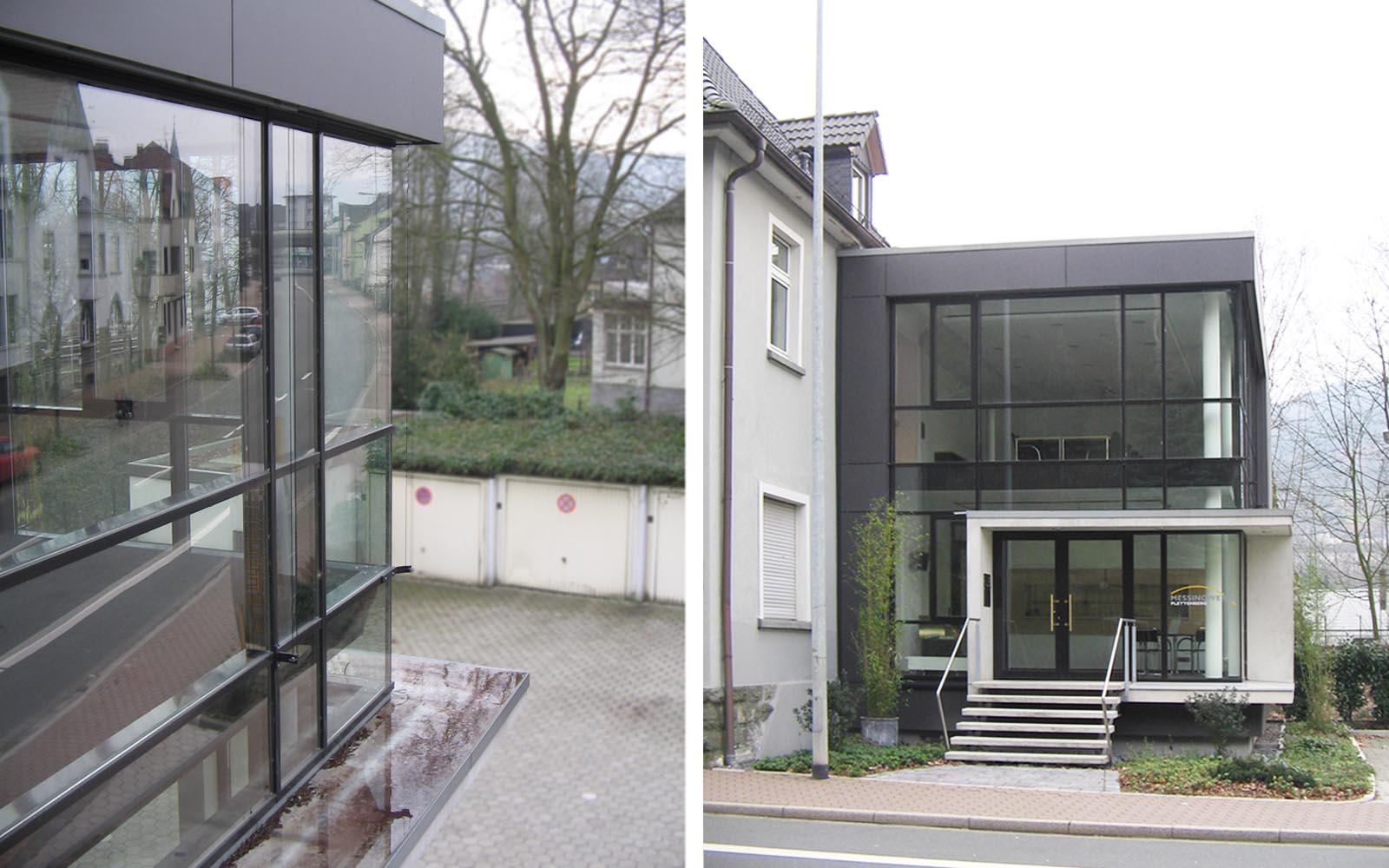 Messingwerk_SteinwegClausArchitekten_Buerogebäude_Anbau_Eckverglasung_Plettenberg_00004