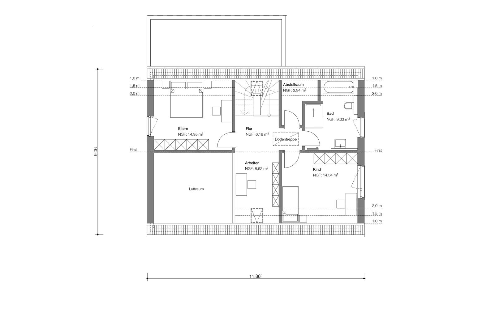 SUD_SteinwegClausArchitekten_Einfamilienhaus_Neubau_Nachverdichtung_Beckum_00007