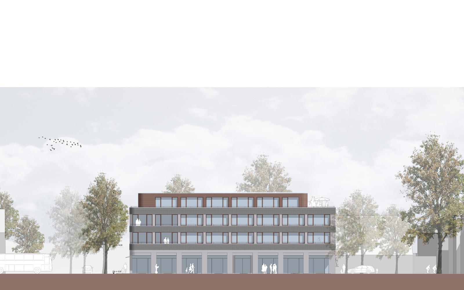 WBW_Meerbusch_SteinwegClausArchitekten_Mehrfamilienhaus_Geschäftshaus_Arkadengang_Staffelgeschoss_00006