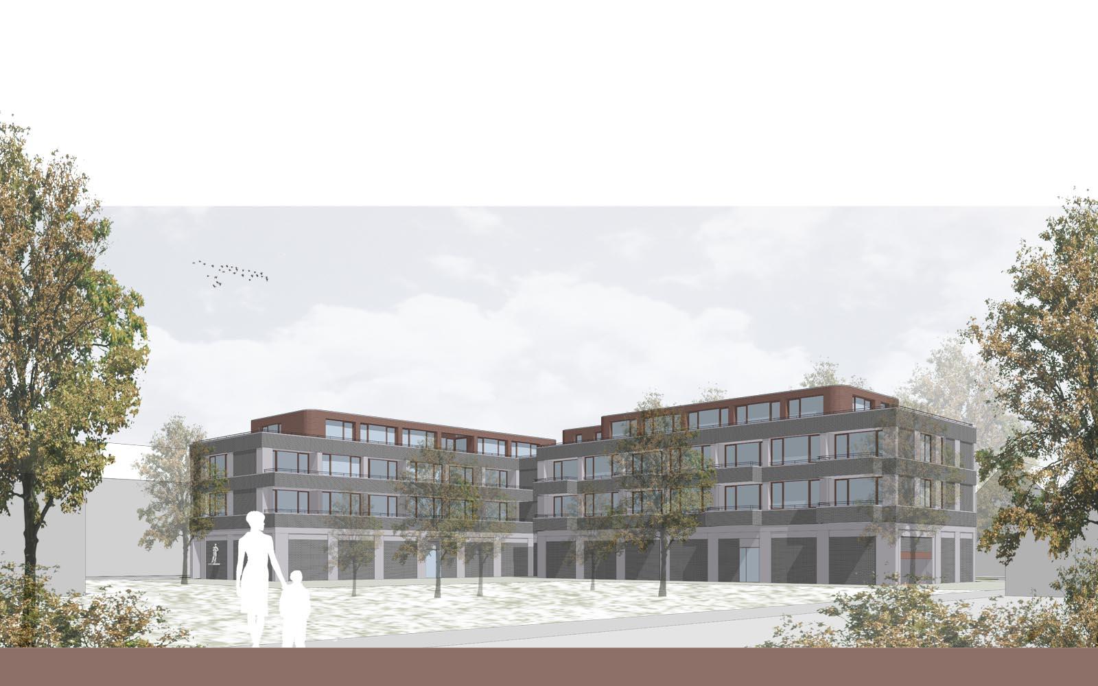 WBW_Meerbusch_SteinwegClausArchitekten_Mehrfamilienhaus_Geschäftshaus_Arkadengang_Staffelgeschoss_00007