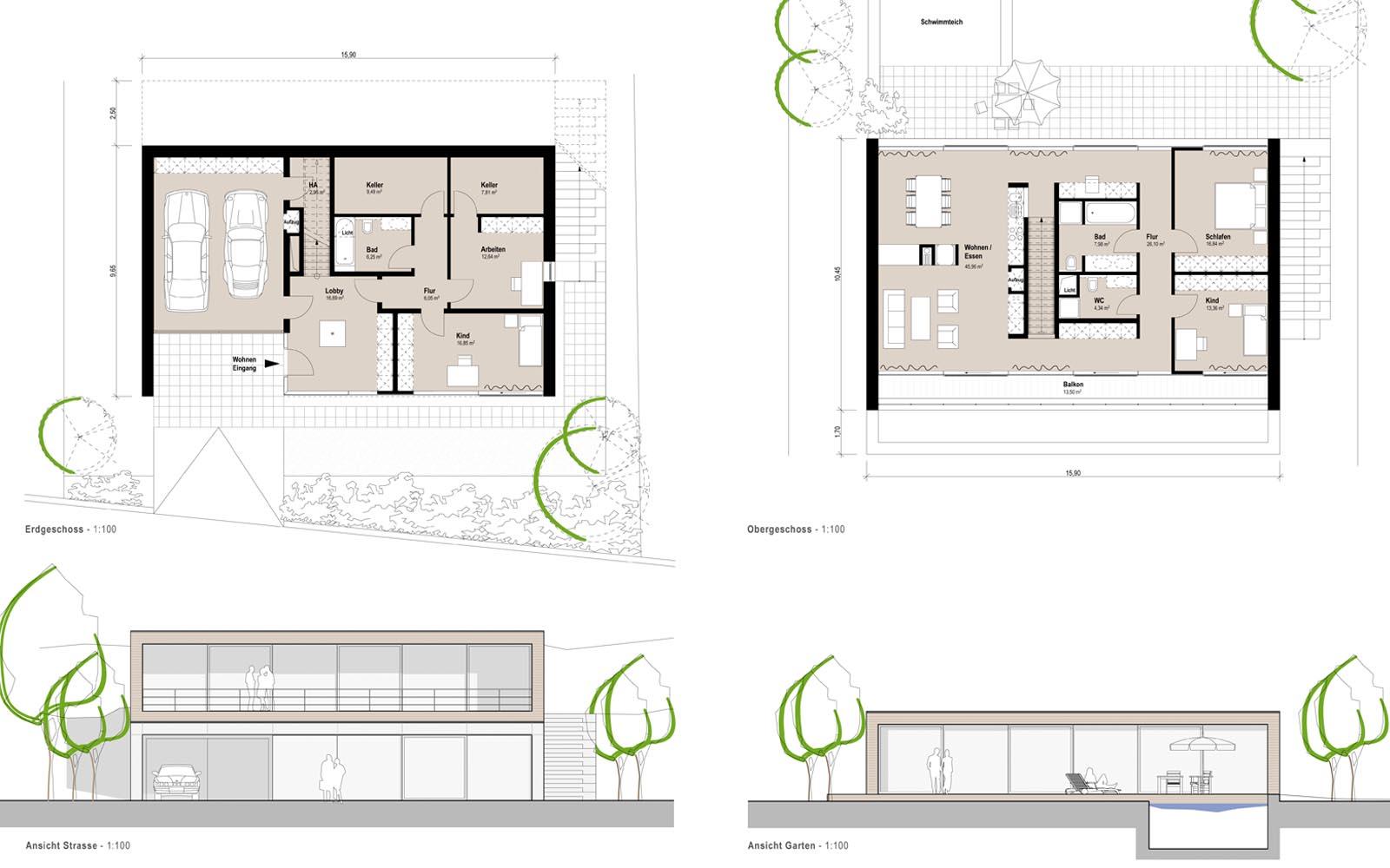 WBW_SteinwegClausArchitekten_Neubau_Einfamilienhaus_Hanglage_Herscheid_Pool_00003