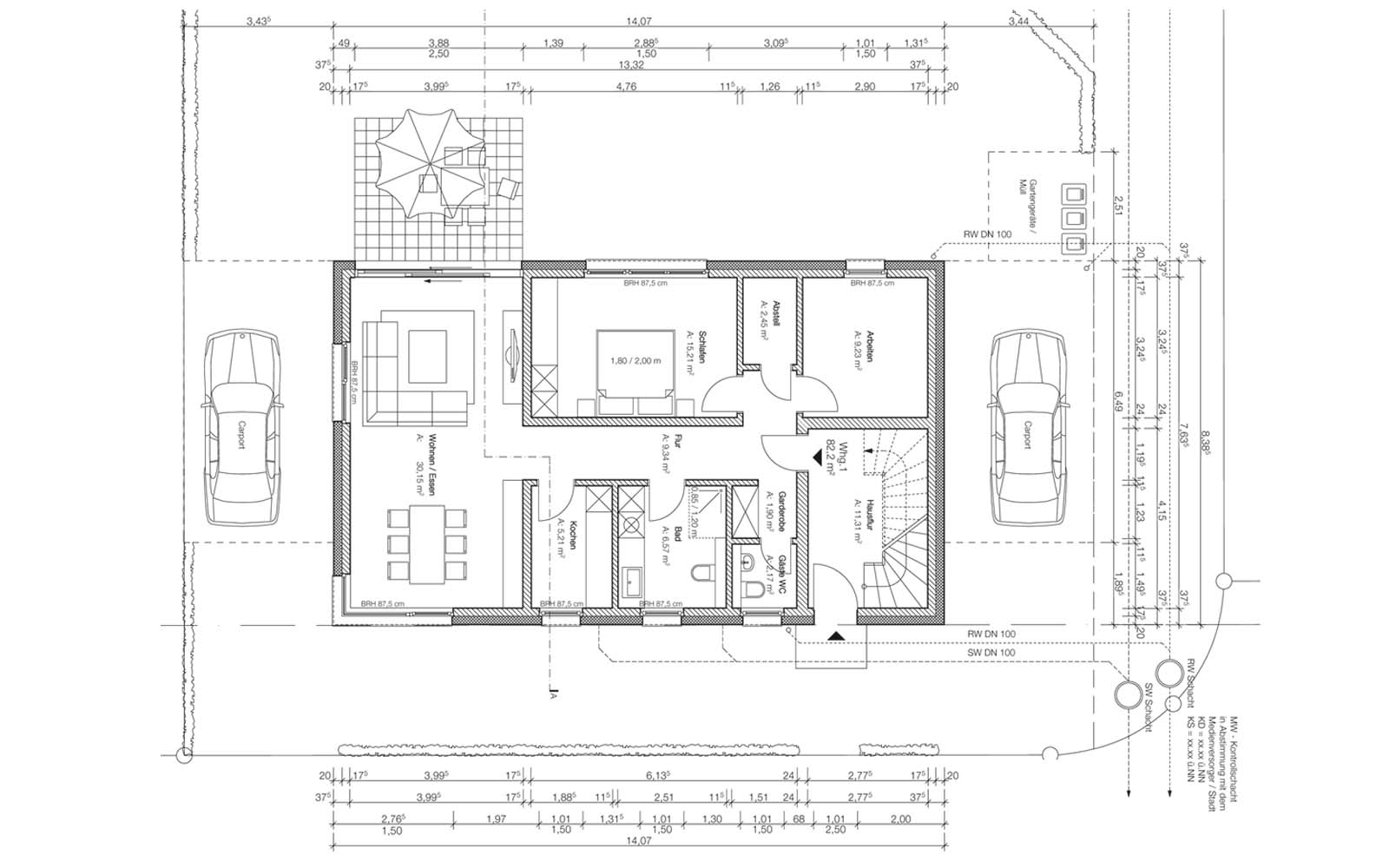 ZHS_SteinwegClausArchitekten_Mehrfamilienhaus_Muenster_Fensterfasche_00001