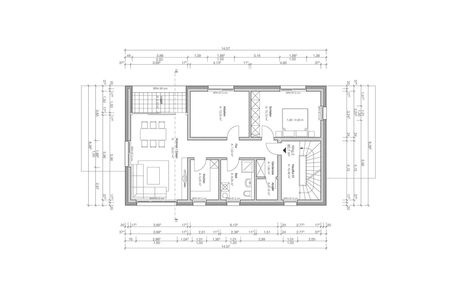 ZHS_SteinwegClausArchitekten_Mehrfamilienhaus_Muenster_Fensterfasche_00002